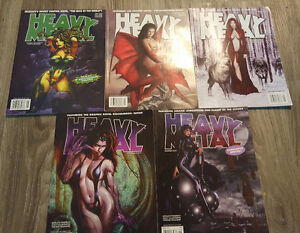 Heavy Metal Collection 40$
