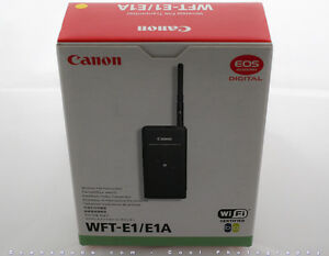 BNIB* CANON WFT-E1A for Canon 5D, 1Ds, 1D Mark 2