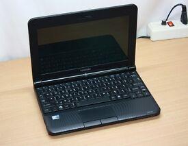 Toshiba NB250-108 (Windows 7) – 10.1 inch Screen – Intel Atom – 1 GB RAM - 250 GB HDD