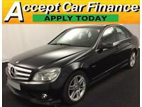 Mercedes-Benz C220 FROM £36 PER WEEK