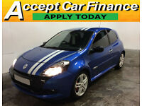 Renault Clio 2.0 VVT Renaultsport 200 FINANCE OFFER FROM £28 PER WEEK!