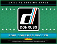 2015 Donruss Soccer Now Available @ Breakaway Sports Cards