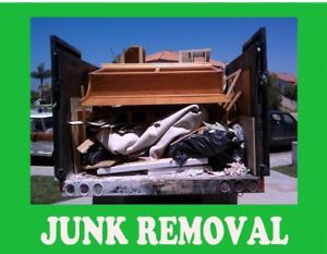 We Remove Your Unwanted Items & Dirt