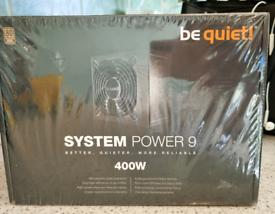 be quiet! 400W power 9 PSU