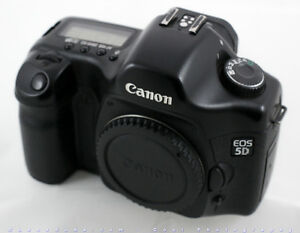 CANON 5D DSLR Camera Body with Cap