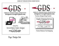 Great Designing Services by Email