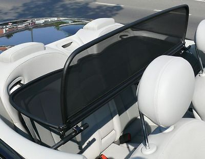 NEUWARE schwarzes Windschott passend für Mercedes CLK W209 ab 2004 TOP QUALITÄT online kaufen