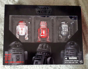 Star Wars Black Series Astromech Droids NIB