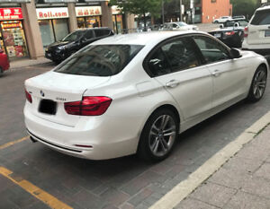 2018 BMW 330i lease takeover