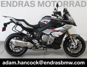 2017 BMW S1000XR - BRAND NEW - White / Grey / Red