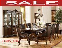 Model 2168N_108,  formal dining set
