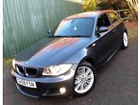 BMW 120 2.0TD (177)**M Sport Diesel**Only 2Owners,8 Stamps,Xenons**