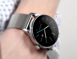 Newest Luxury Bluetooth Smart Watch Heart Rate Monitor iOS & And