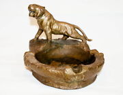 Bronze Cigar Ashtray