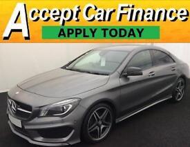 Mercedes-Benz CLA 180 FROM £83 PER WEEK!