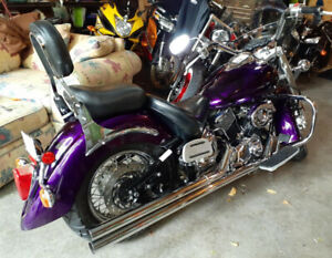 Vstar-1100 with Updated Perfomance and Bling