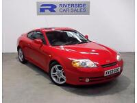 2003 Hyundai Coupe 2.7 V6 3dr 3 door Coupe