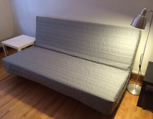 Ikea BEDDINGE LÖVÅS sofa bed / futon