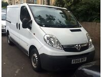 Man with a van. Professional and friendly service. Most competitive prices in Bristol.