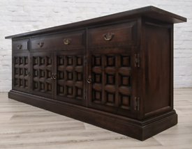 Younger Toledo Oak Sideboard (DELIVERY AVAILABLE)