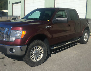 2009 Ford F-150 SuperCrew Lariat Pickup Truck
