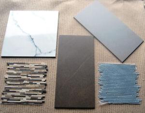 Lots of Tile and Backsplash!!! Warehouse sale.