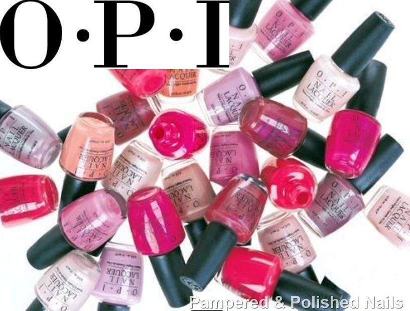 Pampered And Polished Nails
