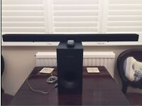 Samsung Sound bar & Sub (Good condition)