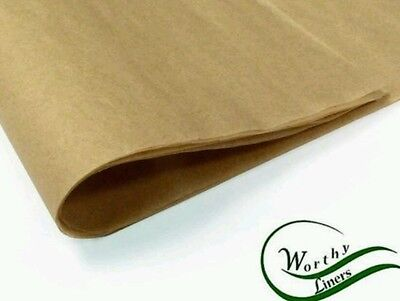 "Natural Parchment Paper Baking Pan Liner - 12"" X 16"", 200 Sheets *Special Sale*"