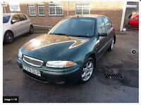 Rover 25 1.6i - 5 door Only 39,000 miles! - Runs and drives perfectly - Excellent Value!