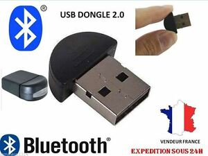 cl usb bluetooth 2 0 mini adaptateur dongle ebay. Black Bedroom Furniture Sets. Home Design Ideas