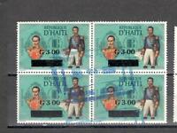 R9127 - Haiti - Rara Quartina Tematica Usata - Vedi Foto -  - ebay.it