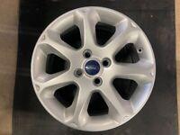 """16"""" Ford Fiesta MK7 Alloy Wheel"""