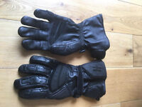 Held motorcycling gloves