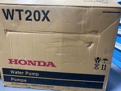 Honda Trashwater Pump Wt20x