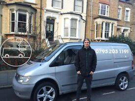 Reliable and hard-working Man With a Van