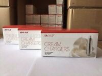 Mosa Cream Chargers All Over London