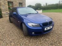 BMW, 3 SERIES, Saloon, 2010, Manual, 1995 (cc), 4 doors