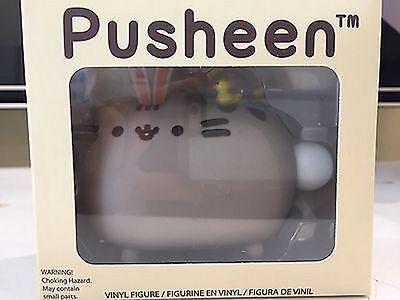 Pusheen the Cat Easter Bunny Vinyl Figure - Spring 2017 Disheveled Box
