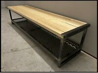 Bespoke coffee tables/industrial/handmade/quirky/home/furniture