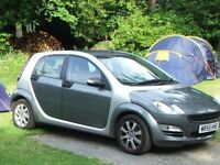 Low mileage Smart Forfour 'Coolstyle', one owner