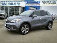 2014 Buick Encore Leather AWD *Heated Seats* *Blind Side Alert*