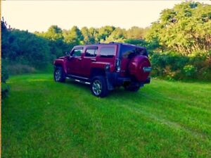 Hummer H3X Luxury Package