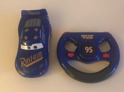 """Disney Cars - Lightning McQueen - Remote control car - 6"""" - Fully working"""
