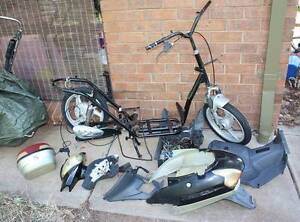 SCOOTER - ELECTRIC OR PETROL POWERED - PROJECT LOT Morphett Vale Morphett Vale Area Preview