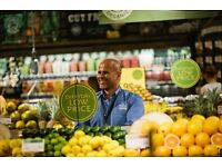 Fresh Produce Team Leader (Fruit & Vegetables)
