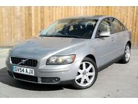 Cheap Volvo S40 Diesel Full Service History Low Tax Long Mot (Audi Passat Golf Focus)