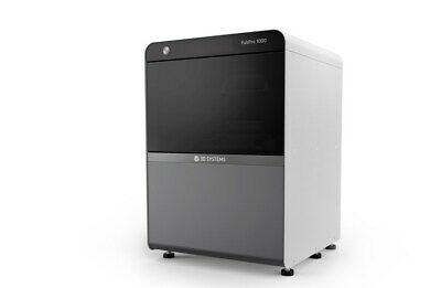 3d Systems Fabpro 1000 Entry-level Resin 3d Printer