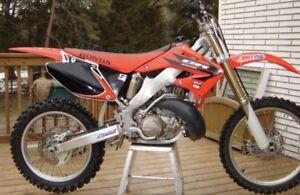 ISO 250cc Dirt Bike