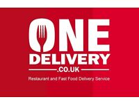 Food Delivery Franchise opportunity with One Delivery INVERNESS -KFC & McDonald's delivery business!